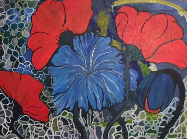 Midsummer flower/-power